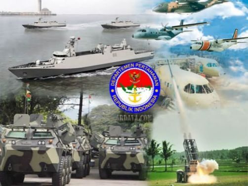 Makalah Ancaman Pertahanan Dan Keamanan Republik Indonesia