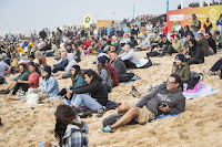 rip curl pro portugal crowd9986Portugal19Poullenot