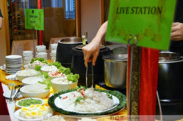 Buffet Ramadhan 2016 : Imperial Chakri Palace Suria KLCC