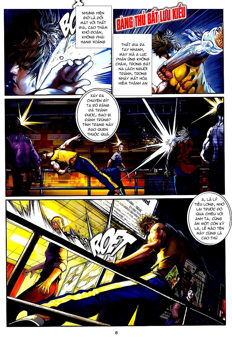 Quyền Đạo chapter 7 trang 7