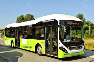 electric buses germany