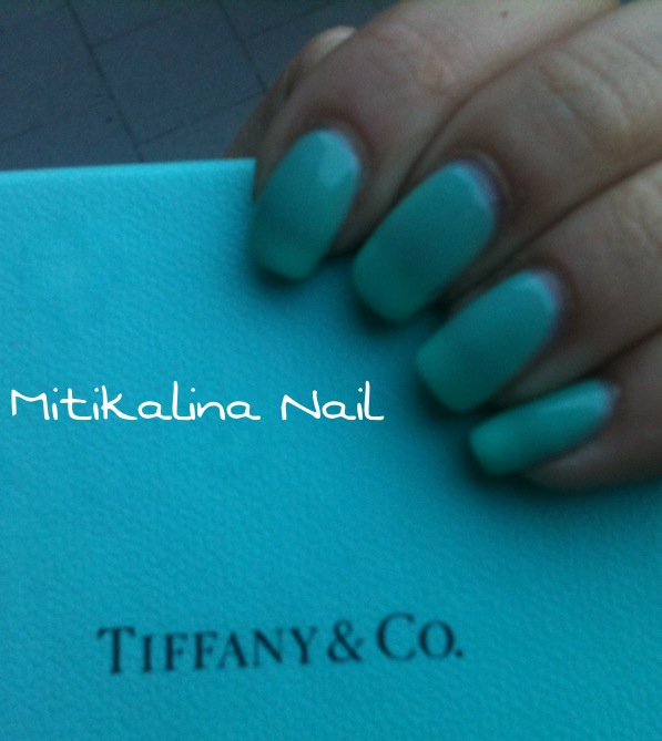 Mitikalina Nail Color Tiffany E Delusione