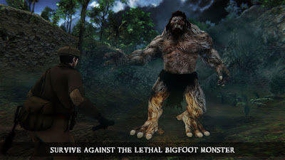 Bigfoot Monster Hunter Online v0.874 MOD