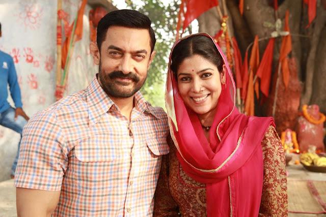 Aamir Khan, Dangal, Box office