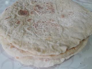 Evde Lavaş Ekmeği Nasıl Yapılır