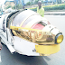 Nigerian Builds Aero-Amphibious Car - Designed To Fly, Go On Road & Water - Photos