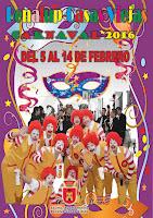 Carnaval de Benalup Casas Viejas 2016