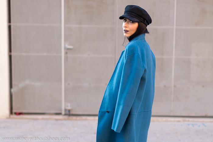 tendencias en maquillaje labios muy oscuros blog influencer Valencia estilosa