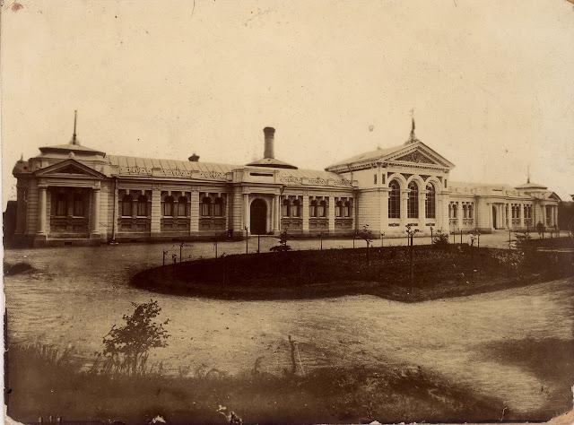Ессентуки Верхние минеральные или Николаевские ванны, 1898