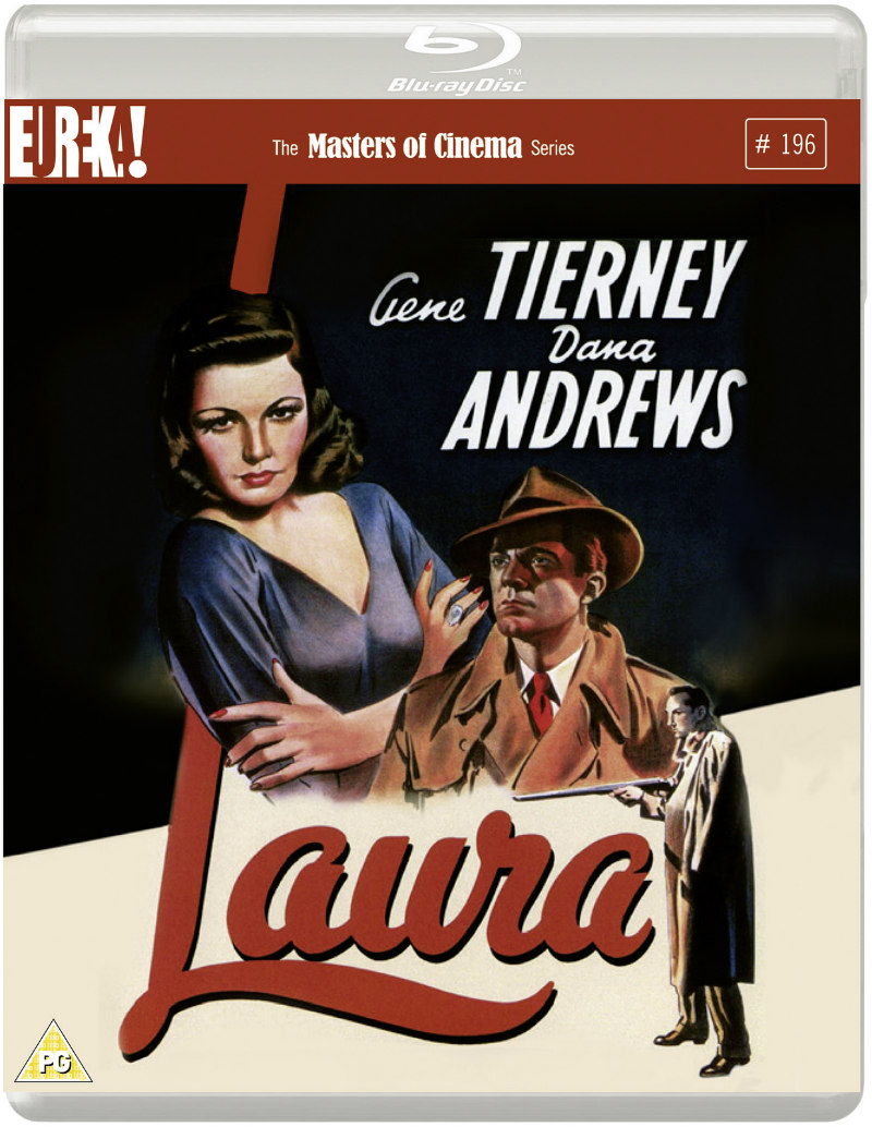 laura 1944 bluray