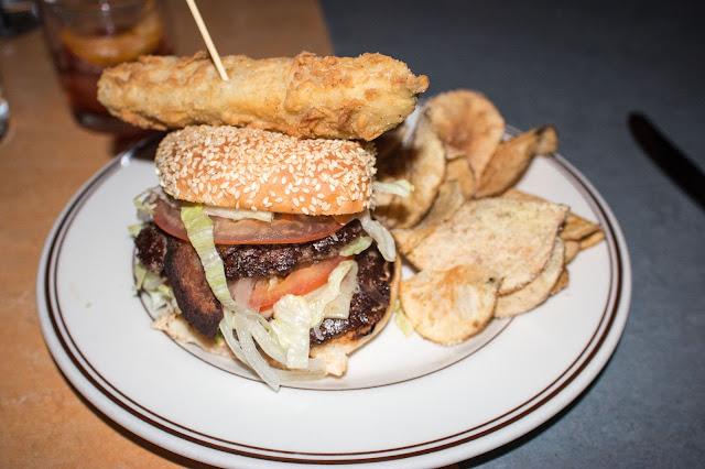 Alla Spina - The Angry Grandpa Burger