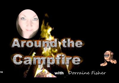 Around Campfire Bigfoot Belief
