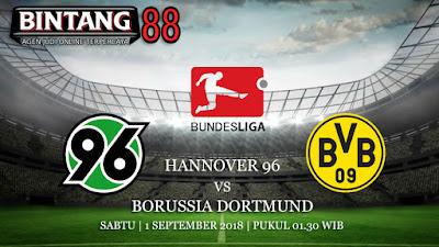 Prediksi Hannover 96 Vs Borussia Dortmund 1 September 2018