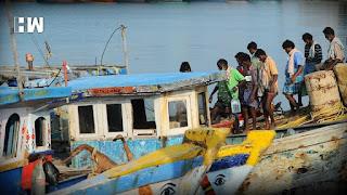 pakistan-arrest-34-fishermen