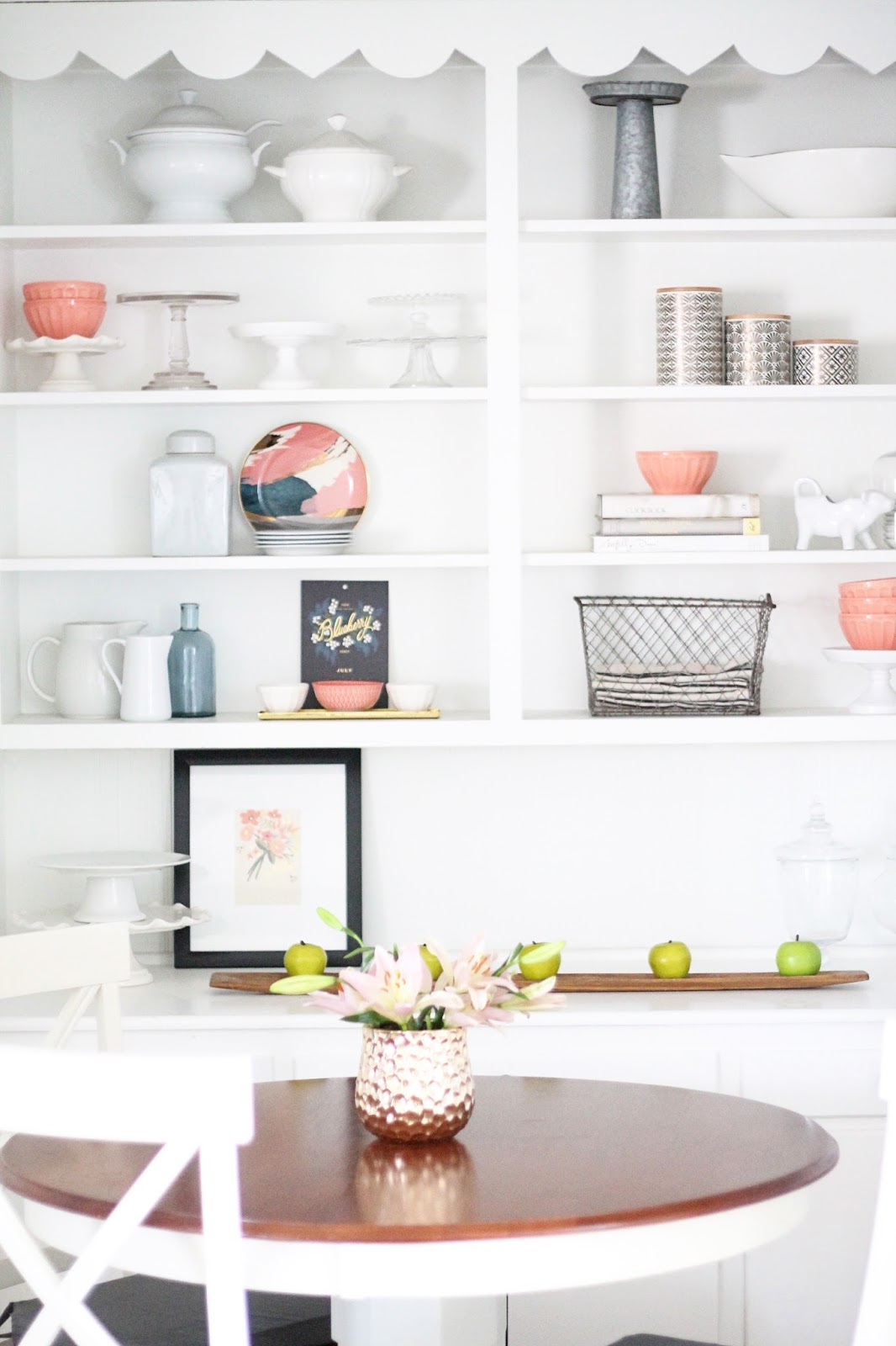 12th and White: Restyling Our Breakfast Nook
