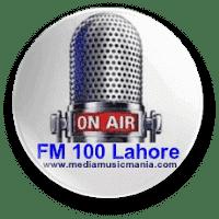 FM 100 Lahore | Internet Radio Live