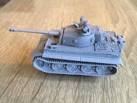 Tiger 1 - mid production version