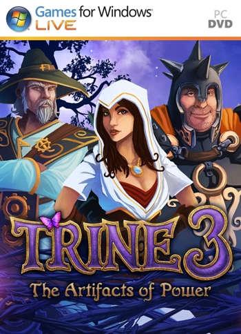 Trine 3: Los Artefactos del Poder PC Full Game Español