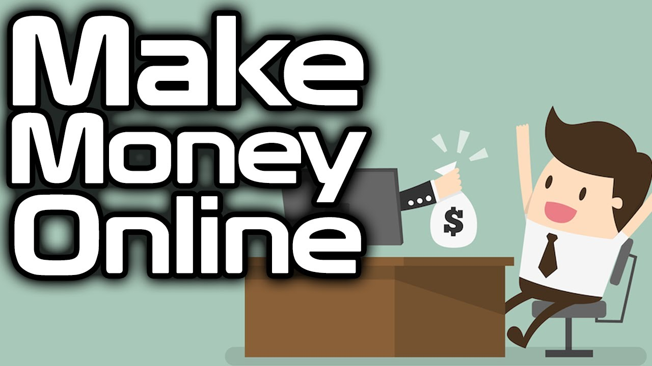 How to Make Money Online - 16 Methods to earn Passive Income and get paid from home [video]