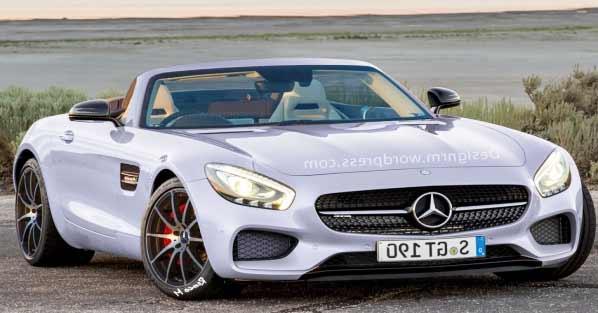 2016 Mercedes Benz AMG GT get convertible feature
