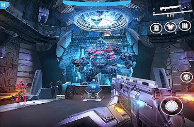 Game Perang Android Offline Terbaik N.O.V.A Legacy