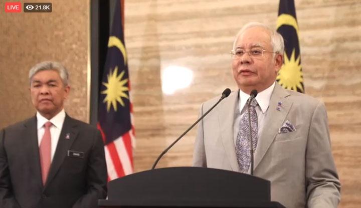Parlimen Bubar Secara Rami 7 April 2018