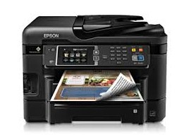 Free Download Epson WorkForce WF-3640 Driver