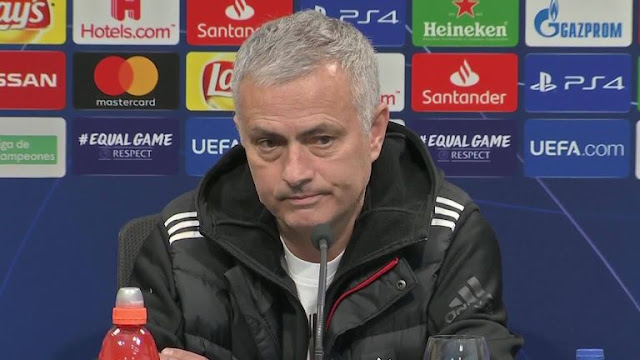 Jose Mourinho Talks After United Loss to Valencia