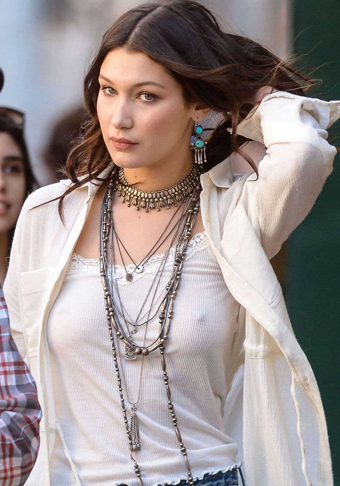 Photo and Biography: Bella Hadid Abbie Cornish Height