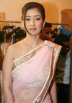 Manisha koirala cleavage have thought