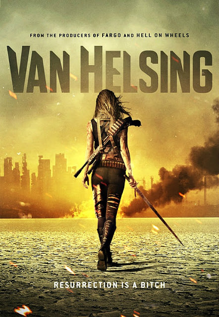 Van Helsing (2016-) ταινιες online seires oipeirates greek subs