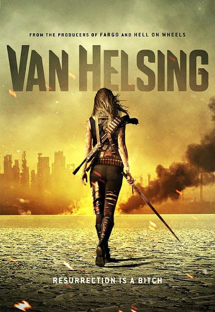 Van Helsing (2016-) ταινιες online seires xrysoi greek subs