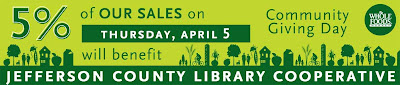 Whole Foods Community Giving Day logo