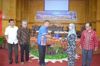Fakultas Ushuluddin, Adab Dan Dakwah IAIN Batusangkar Adakan DISKUSI PANEL, MoU dan MoA