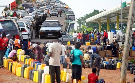petrol scarcity in ibadan oyo state
