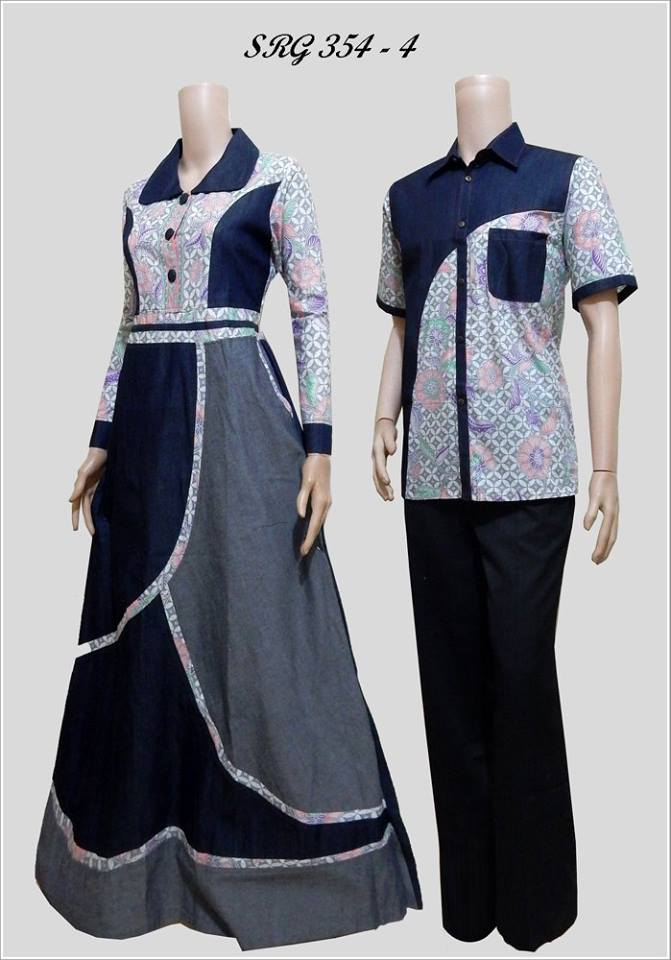 GAMIS COUPLE MODEL SOFT JEANS SRG 354