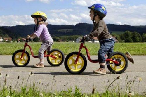 Loopfiets Met Verstelbaar Stuur En Verstelbaar Zadel Speelgoed