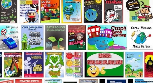 Jenis Jenis Poster Beserta Gambar Dan Keterangannya Types