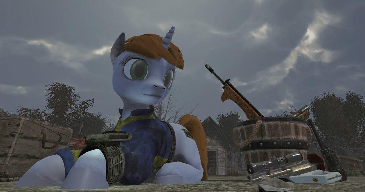 Equestria Daily Mlp Stuff Fallout Equestria Game Pre