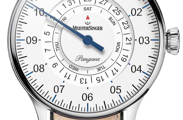 MeisterSinger PDD901 dial