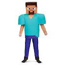 Minecraft Steve Deluxe Costume Disguise Item