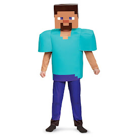 Minecraft Disguise Steve Deluxe Costume Gadget