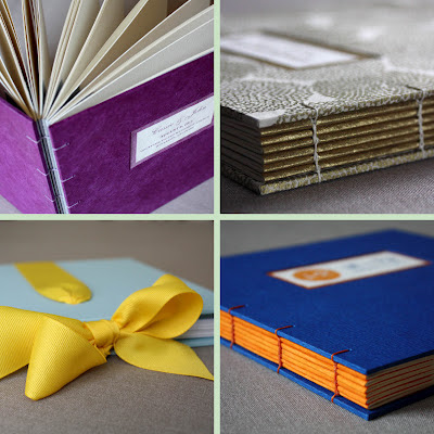 4 books Nashville bookbinder