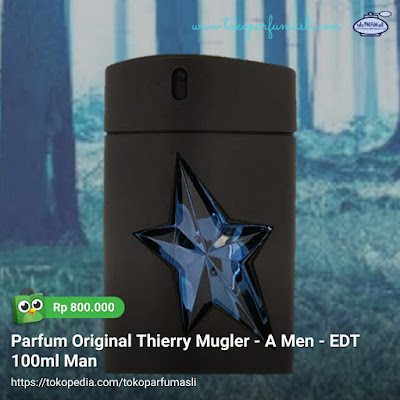 toko parfum asli parfum original thierry mugler a men edt 100ml man