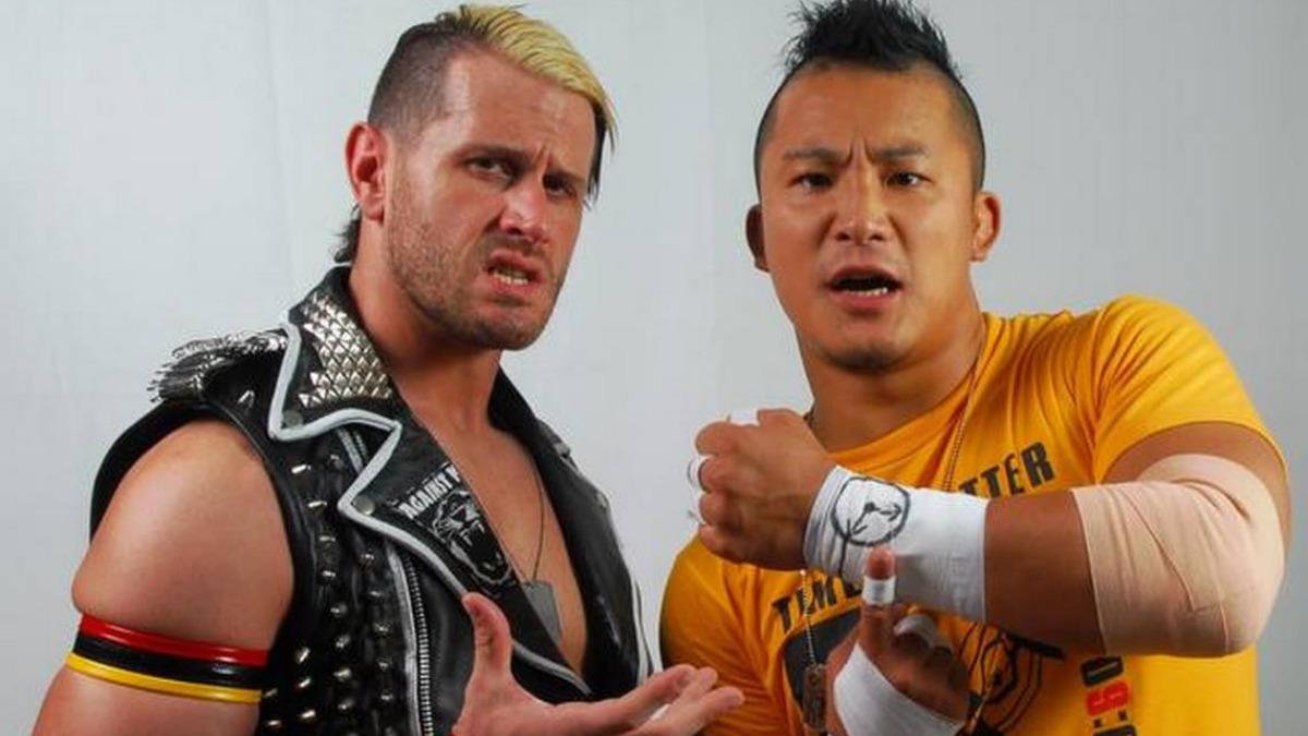 WWE promove a grande estreia de Alex Shelley no NXT