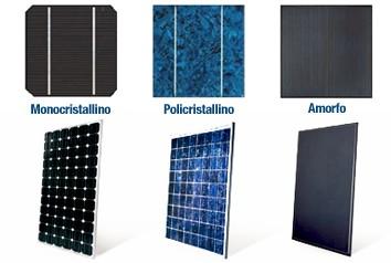 Qu es un panel solar por qu c mo y d nde - Tipos de paneles solares ...