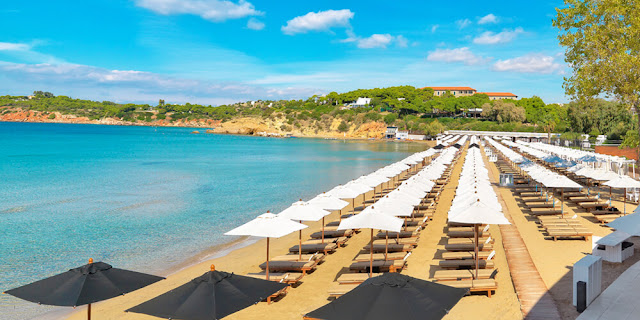 παραλία Αθήνα
