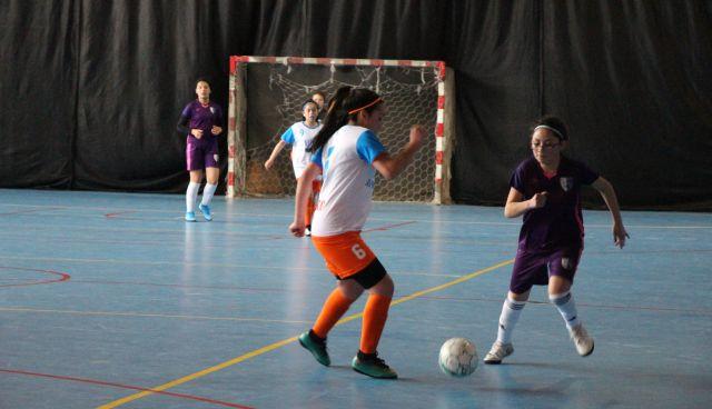 Calbuco y Osorno ganan campeonato regional de futsal Sub 14