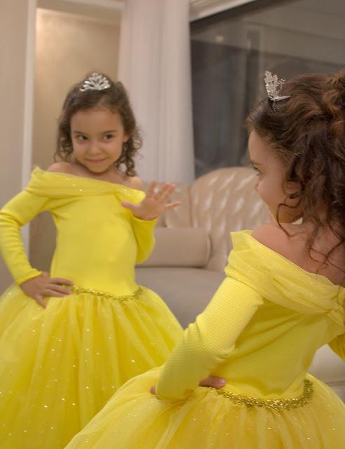 tal mãe tal filha princesas
