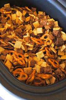 Crock Pot Chex Mix: Savory Sweet and Satisfying